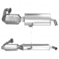 SMART CITY COUPE 0.6 07/98-02/01 Catalytic Converter BM91364