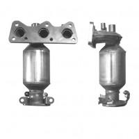 VOLKSWAGEN FOX 1.2 08/10-12/12 Catalytic Converter BM92206H