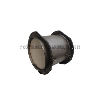 ISUZU N SERIES 7.8 01/08 on Diesel Particulate Filter