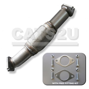 FORD FOCUS 2.0 ST170 03/02-04/05 Link Pipe