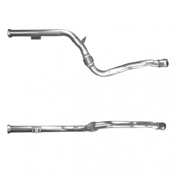 MERCEDES C250 2.1 08/08 on Link Pipe