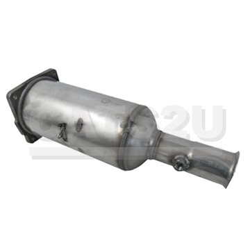 PEUGEOT 607 2.0 01/00-01/06 Diesel Particulate Filter