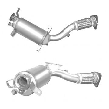 VOLKSWAGEN TOUAREG 2.5 01/03-05/10 Diesel Particulate Filter