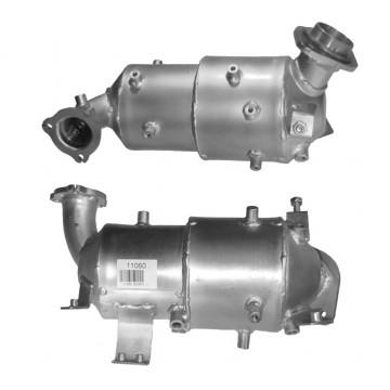TOYOTA RAV4 2.2 02/06-12/08 Diesel Particulate Filter