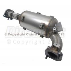 NISSAN Navara 2.5 01/04-12/10 Diesel Particulate Filter