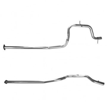 FORD S-MAX 2.0 05/06 on Link Pipe
