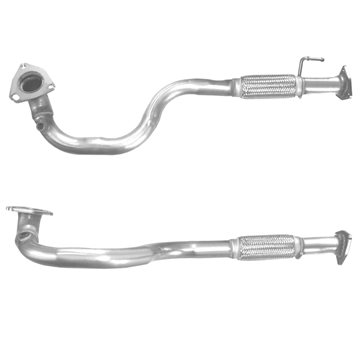 CHEVROLET CAPTIVA 2.4 06/06-04/11 Link Pipe