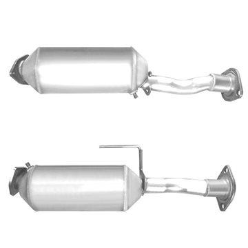 CHRYSLER GRAND CHEROKEE 2.7 10/01-09/05 Diesel Particulate Filter