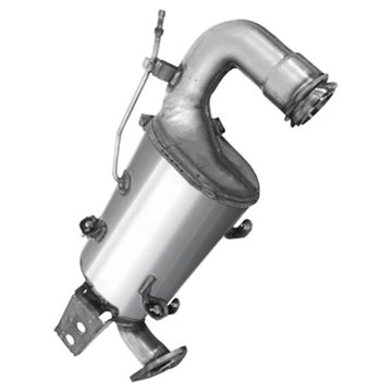 VAUXHALL Astra 2.0  Diesel Particulate Filter 12/09-12/10