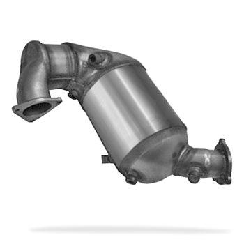 Audi A4 3.0 04/08-12/10 Diesel Particulate Filter