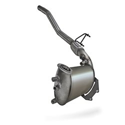 SEAT Leon 1.9 01/05-12/10 Diesel Particulate Filter