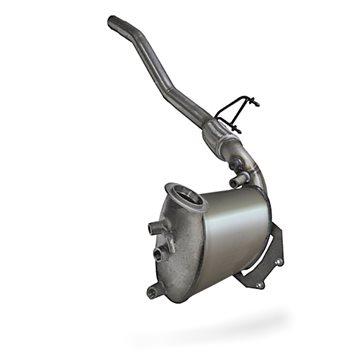 SEAT Toledo 2.0 11/05-12/09 Diesel Particulate Filter
