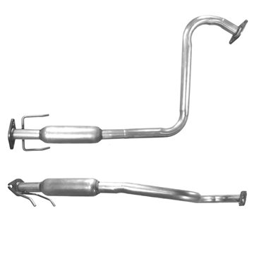 MG ZR 1.4 10/01-12/06 Link Pipe