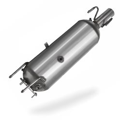 FIAT Ducato 2.3 DPF Diesel Particulate Filter 07/06-12/12