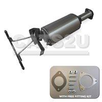VOLVO XC70 2.4 12/05-04/08 Diesel Particulate Filter BM11024