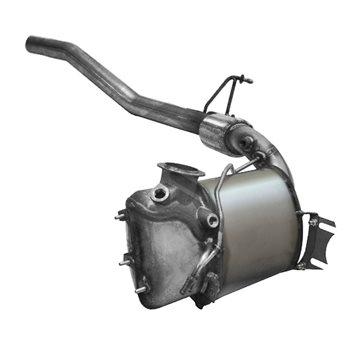 VOLKSWAGEN GOLF 1.6 Diesel Particulate Filter DPF 02/09-11/12