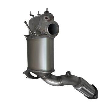 VOLKSWAGEN SHARAN 2.0 Diesel Particulate Filter DPF 09/10-04/16 - VWF176