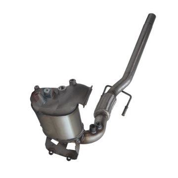 VOLKSWAGEN Polo 1.4  DPF Diesel Particulate Filter 01/07-01/09 VWF159