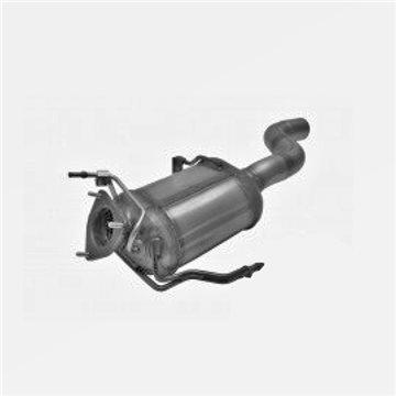 VOLKSWAGEN Touareg 3.0 Diesel Particulate Filter DPF 01/09-01/10 VWF060