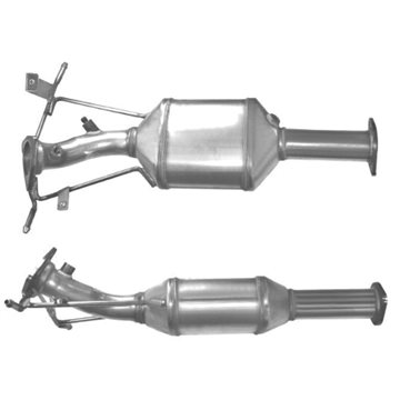 VOLVO XC60 2.4 07/08 on Diesel Particulate Filter