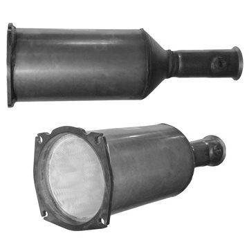 PEUGEOT 407SW 2.7 04/06-12/10 Diesel Particulate Filter