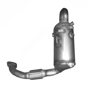 FORD S-Max 1.6 Diesel Particulate Filter 01/11-12/15