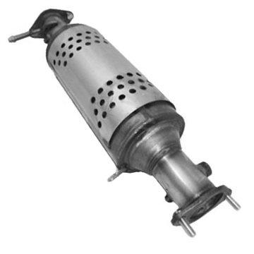 JAGUAR X-Type Diesel Particulate Filter 2.2 01/06-01/10