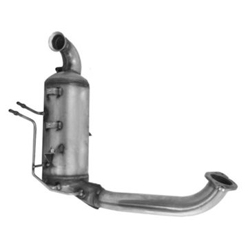 MAZDA 3 1.6 06/04-12/09 Diesel Particulate Filter