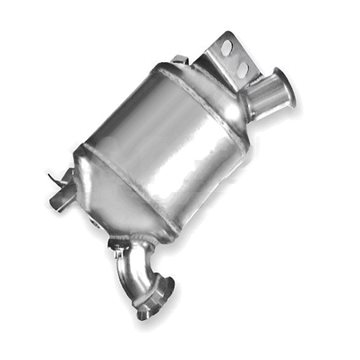 VOLKSWAGEN Transporter 2.5 Diesel Particulate Filter DPF 10/06-01/09