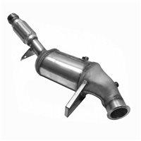 VOLKSWAGEN AMAROK Diesel Particulate Filter DPF 2.0 01/10 on VWF172