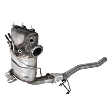 SKODA Superb 2.0 Diesel Particulate Filter DPF 01/08-12/10 - VWF152