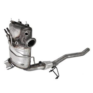 VOLKSWAGEN Tiguan 2.0 Diesel Particulate Filter DPF 01/07-12/10 - VWF152
