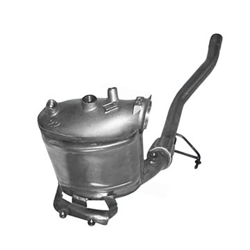 AUDI A3 2.0 Diesel Particulate Filter DPF 05/06 on - VWF146