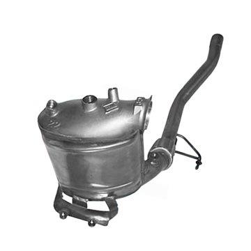 VOLKSWAGEN Golf 2.0 Diesel Particulate Filter DPF 02/04-12/08 - VWF146