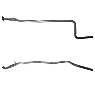 FORD FUSION 1.4 11/01 on Link Pipe
