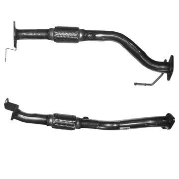 HYUNDAI COUPE 1.6 05/00-12/01 Link Pipe