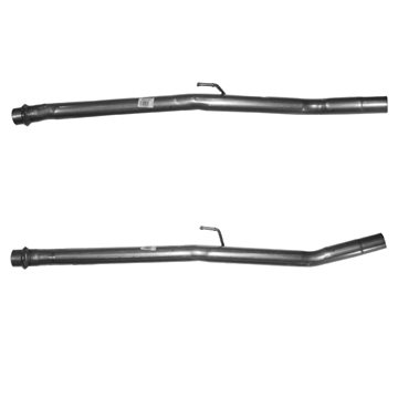 PEUGEOT 807 2.2 10/02 on Link Pipe