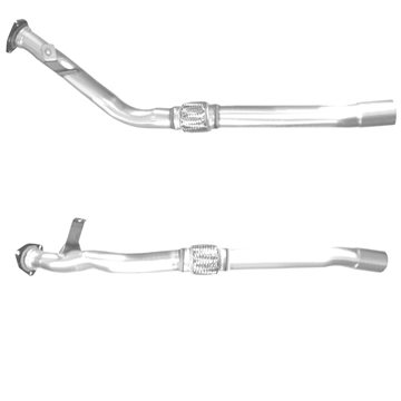AUDI A4 2.0 11/04-06/08 Link Pipe