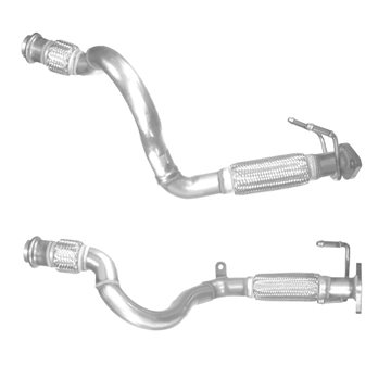 PEUGEOT 4008 1.6 05/12 on Link Pipe