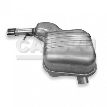 VOLVO S60 2.4 10/00-04/08 Rear Exhaust Box