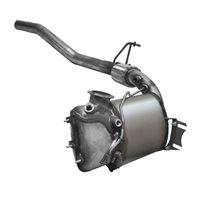 VOLKSWAGEN Tiguan 2.0 Diesel Particulate Filter DPF 01/10-12/14 - VWF184 VWF184
