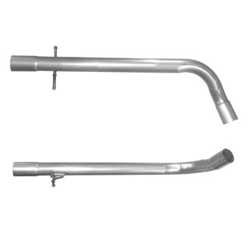 VOLKSWAGEN GOLF 1.9 10/97-05/06 Link Pipe