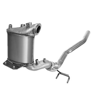 VOLKSWAGEN GOLF 2.0 12/04-11/08 Diesel Particulate Filter