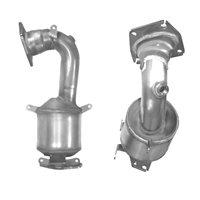 ABARTH 500 1.4 01/14 on Catalytic Converter BM92392H