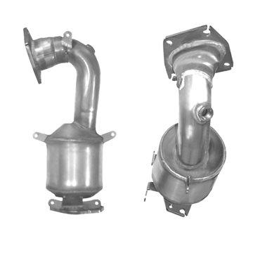 ABARTH 595C 1.4 12/13 on Catalytic Converter