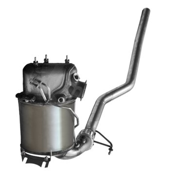VOLKSWAGEN Tiguan 2.0 02/08-12/10 Diesel Particulate Filter