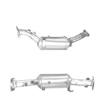 SUZUKI GRAND VITARA 1.9 DDiS 12/05-08/10 Diesel Particulate Filter