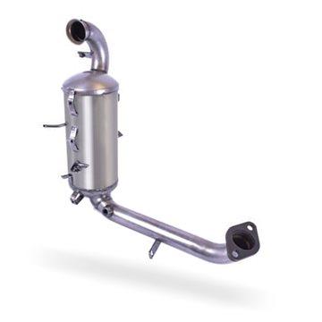 MAZDA 3 1.6 Diesel Particulate Filter 01/04-12/12