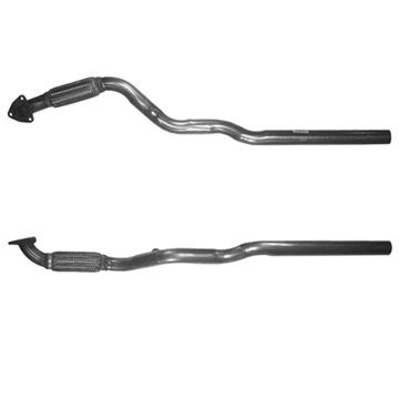 VAUXHALL ASTRA 1.6 09/00-09/04 Link Pipe