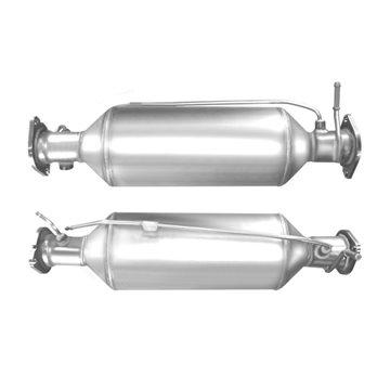 JAGUAR X-TYPE 2.2 10/05-12/09 Diesel Particulate Filter